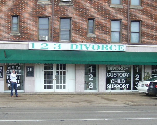 Die Kanzlei 123 Divorce in Dallas/Texas